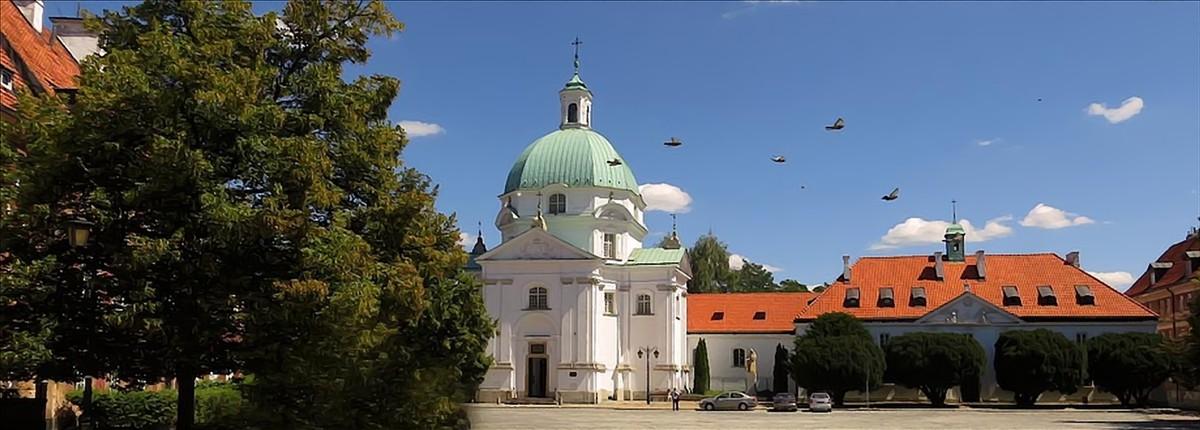 Klasztor w Warszawie