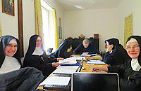 Zebranie Polskiej Federacji Klasztorów Mniszek Benedyktynek od Nieustającej Adoracji