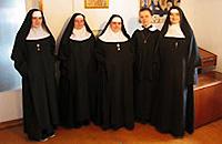Spotkanie młodych sióstr naszej Federacji
