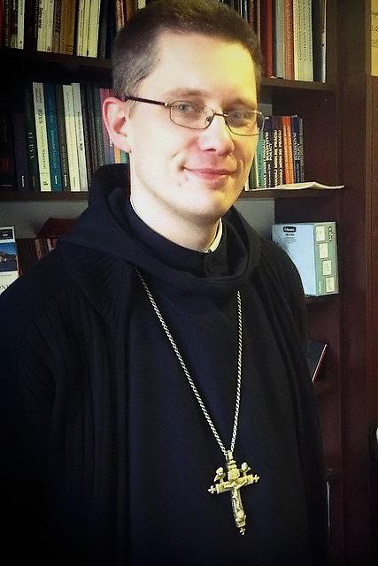 Père Abbé Szymon Hiżycki OSB