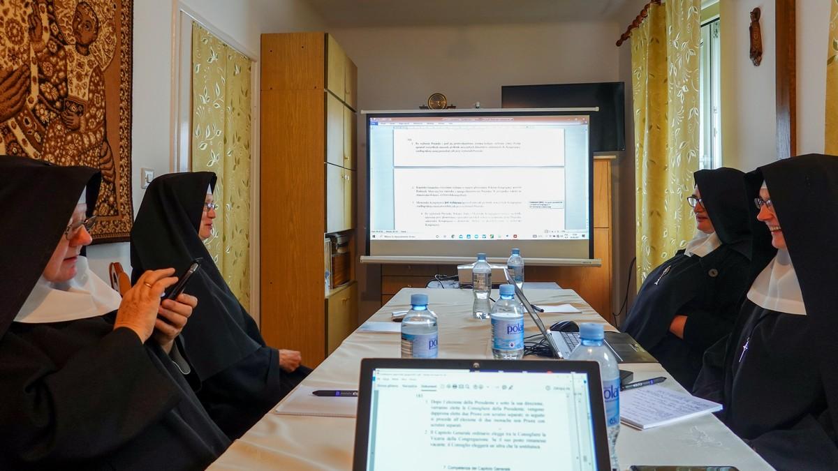 Zebranie Rady Federacji